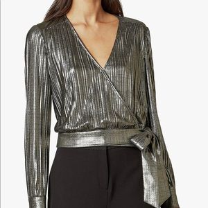 Ted Baker Wrap Top